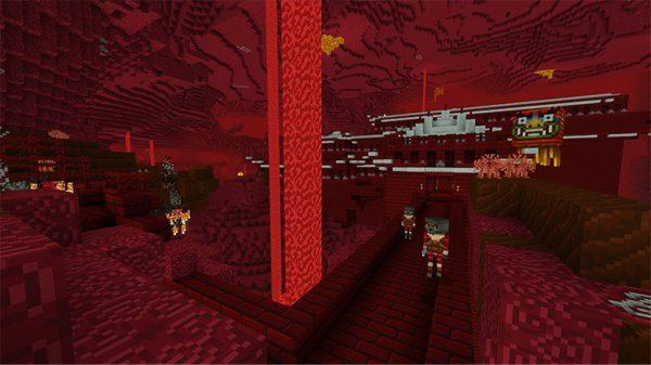 Minecraft: Pocket Edition update brings Chinese Mythology