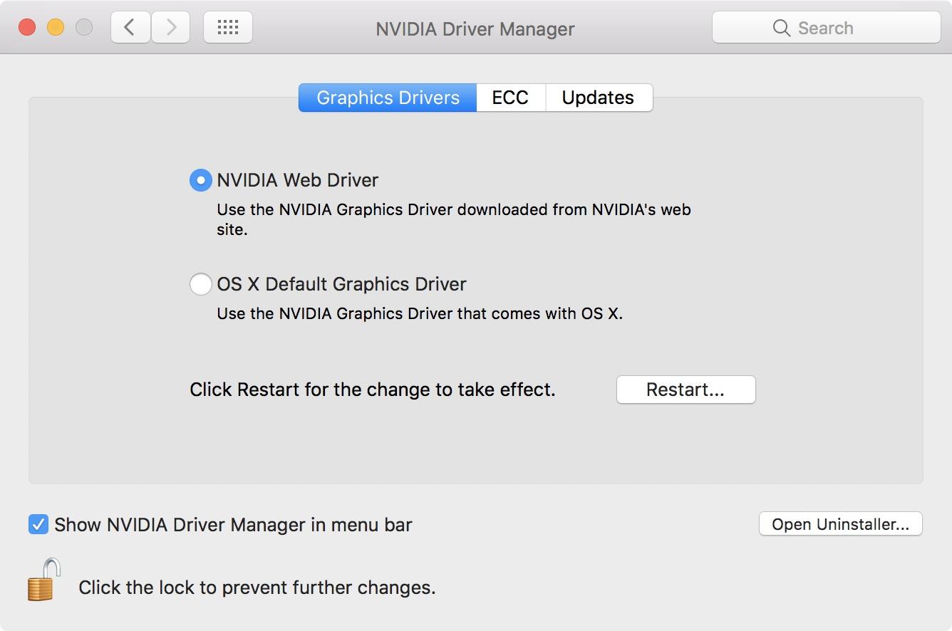 Nvdia Gpu For Mac