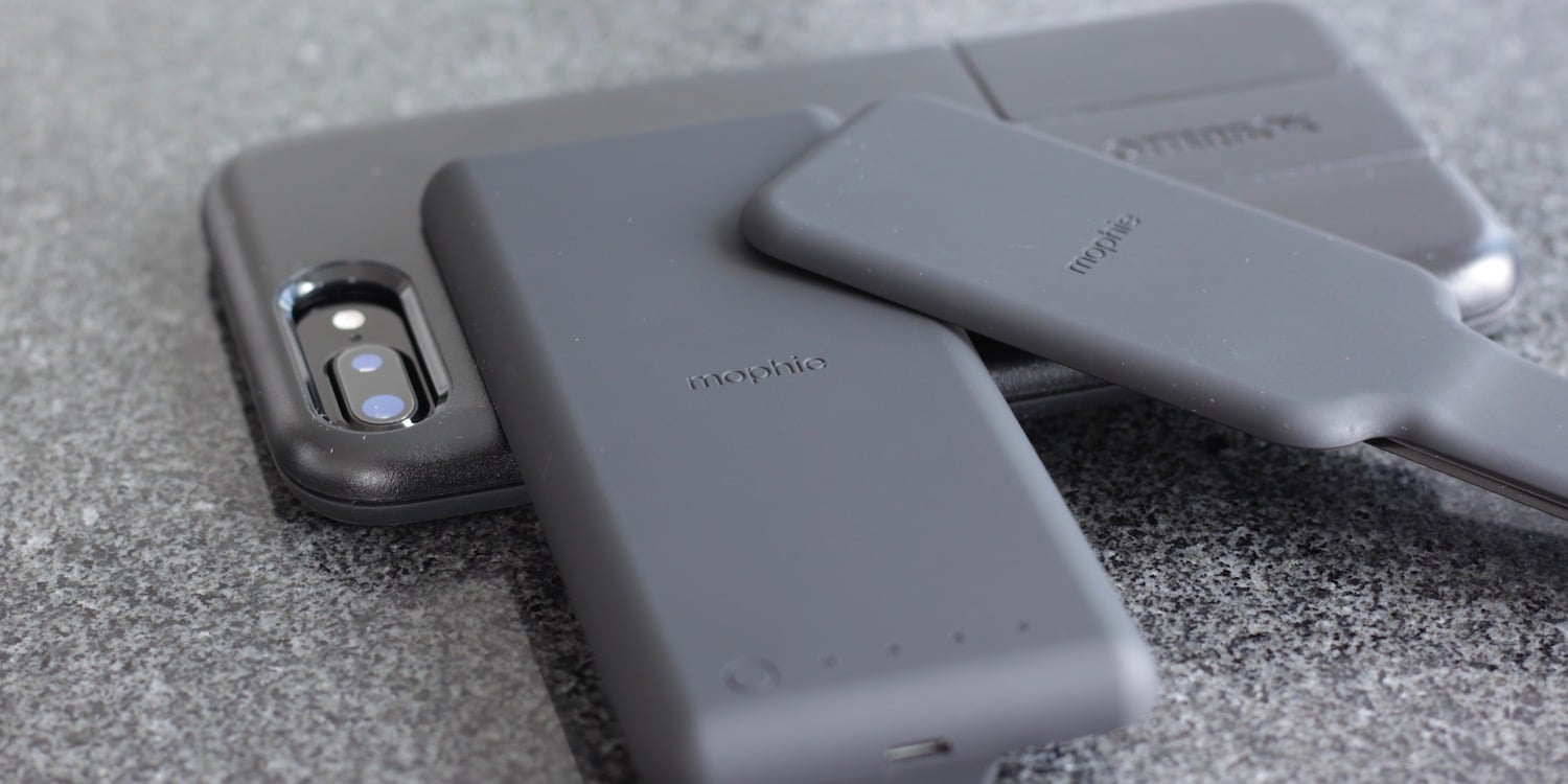 OtterBox uniVERSE Case System with mophie charge force