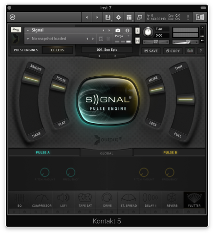 Logic Pros: Taking a closer look at Output's Signal pulse