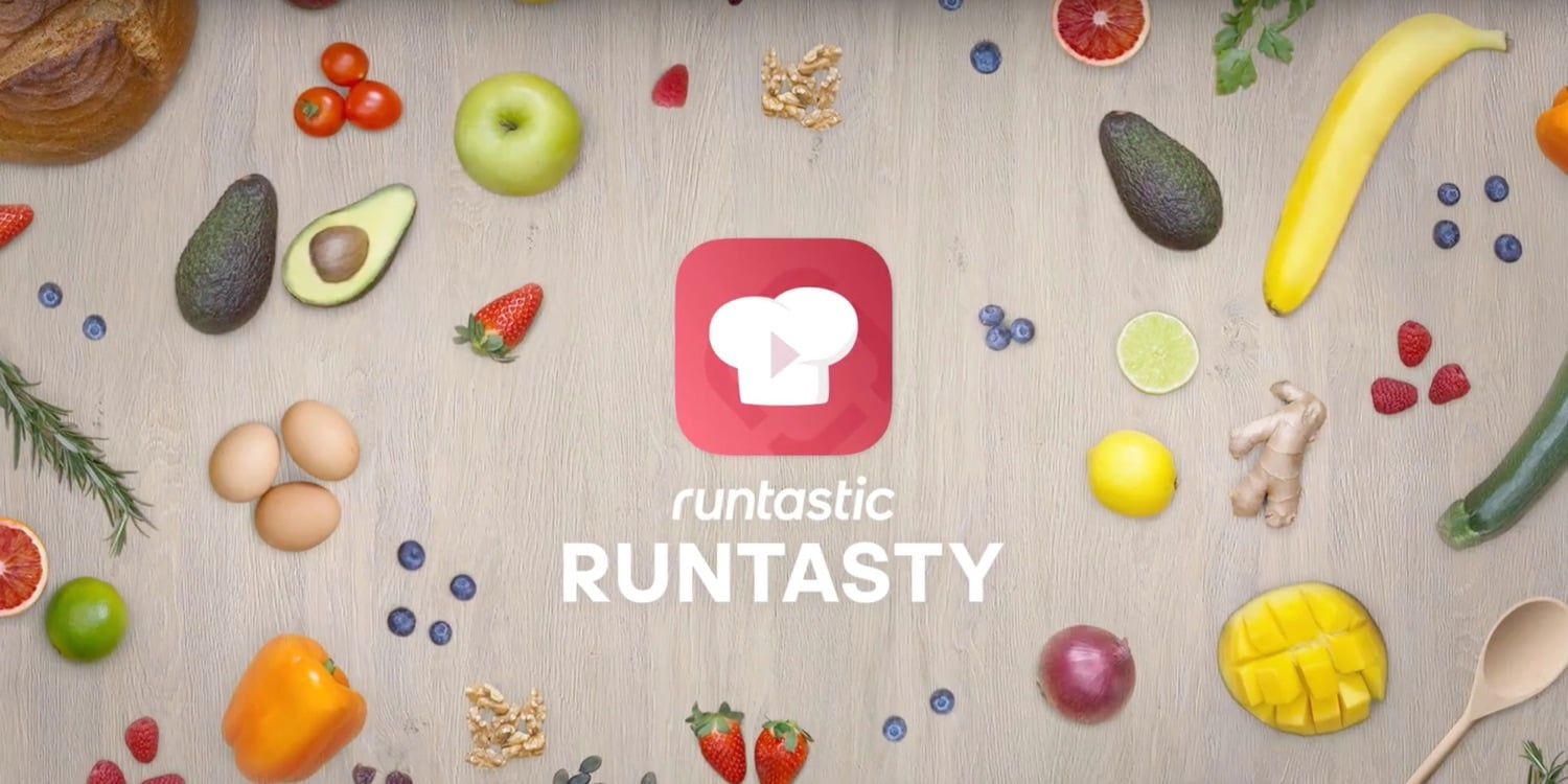 Runtastic Runtasty for iOS and Android