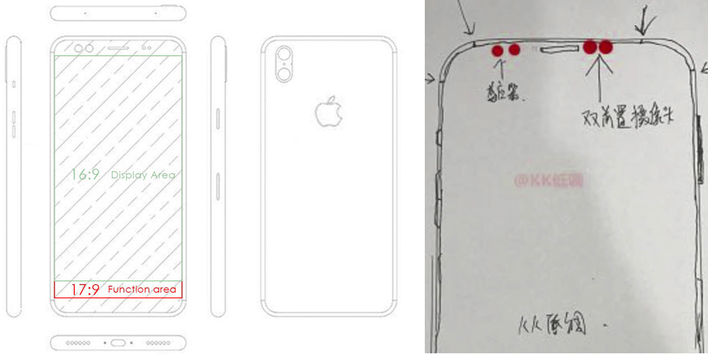 The sketchy story behind this iPhone 8 schematic going