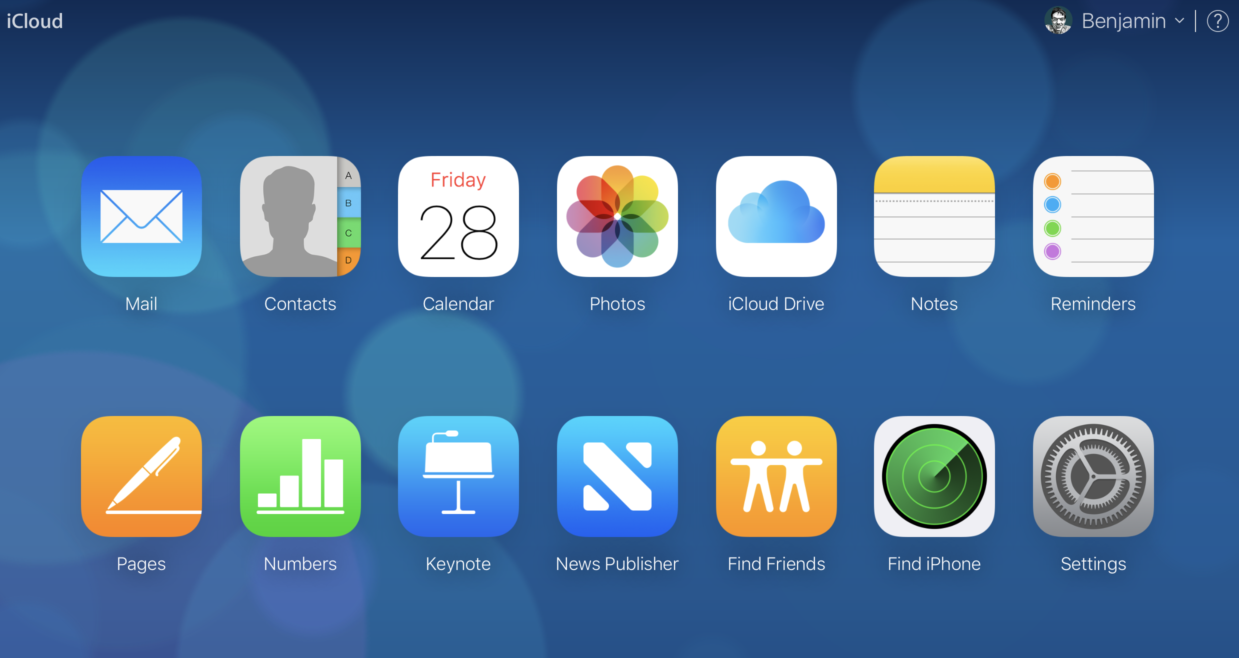 Apple Updates Icloud Com Wallpaper From Static Gradient To