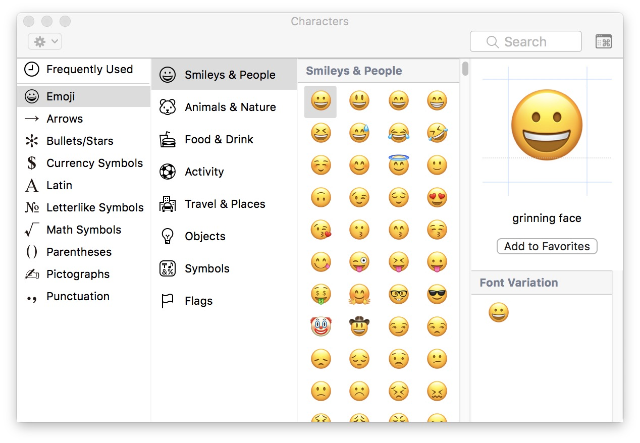 How To Use New Apple Emoji On A Macbook 9to5mac