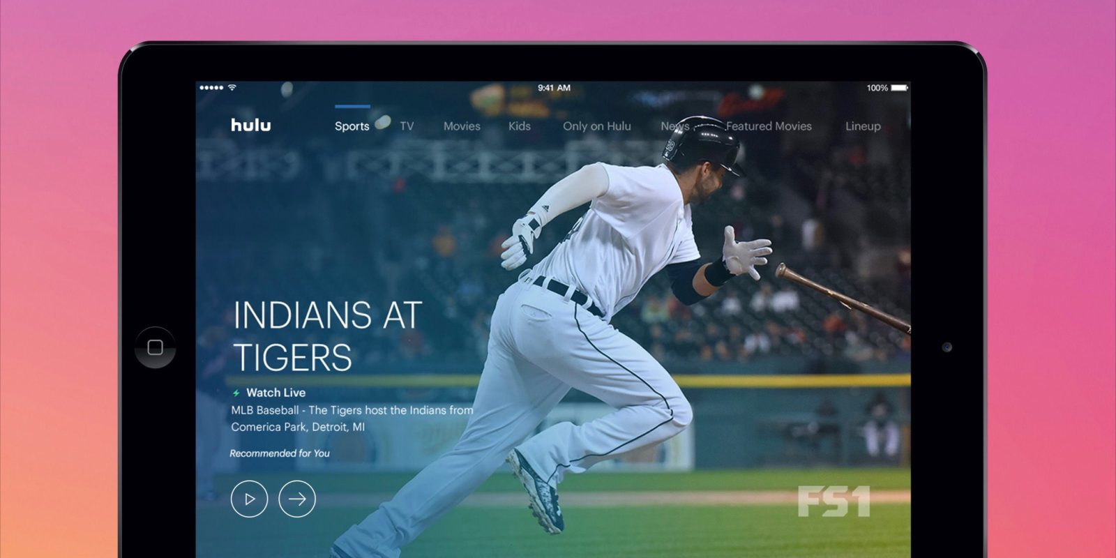 Hulu Live Tv Adds Support For Sports Notifications Rolling Out