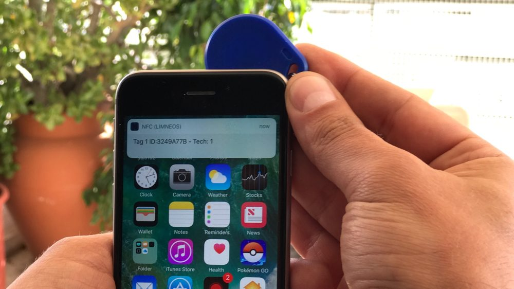 Jailbreak Developer Hacks Nfc On Iphone 6s To Talk To Nfc Devices 9to5mac