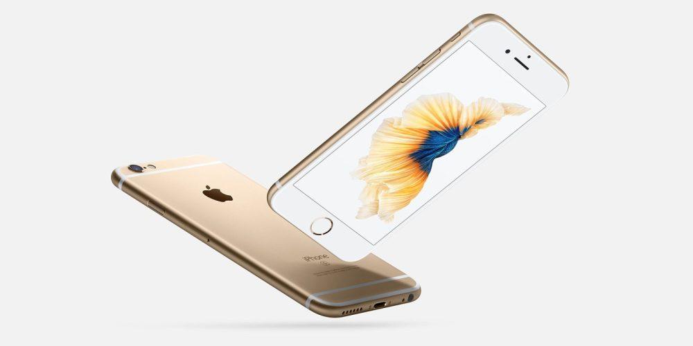 iPhone 6s repair program