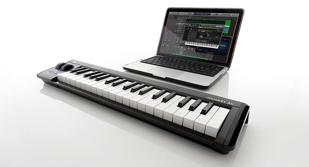 The best wireless & portable Bluetooth MIDI keyboards for iPhone