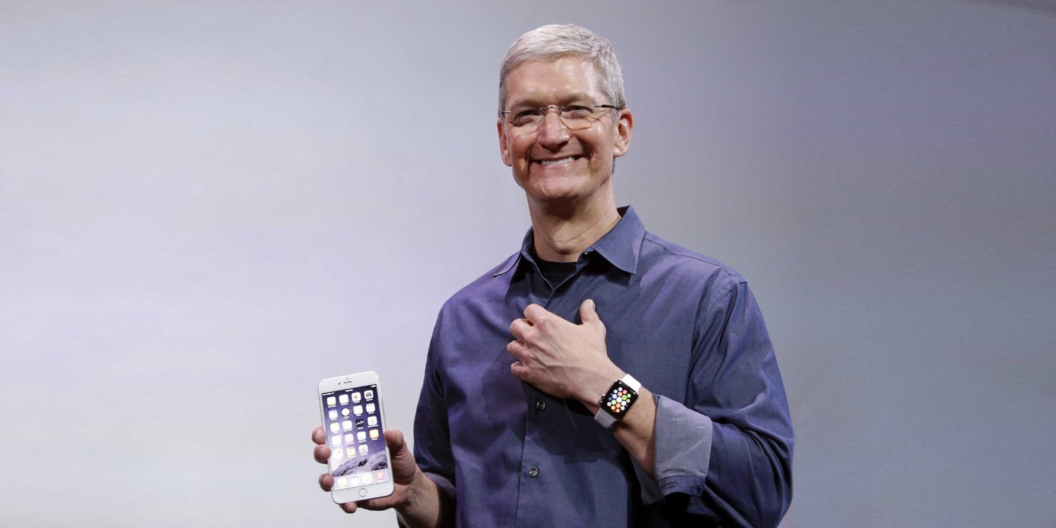 Report: Tim Cook testing wearable blood sugar tracker on Apple's