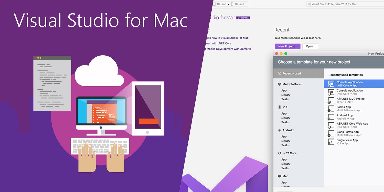 Visual Studio Mac Os App