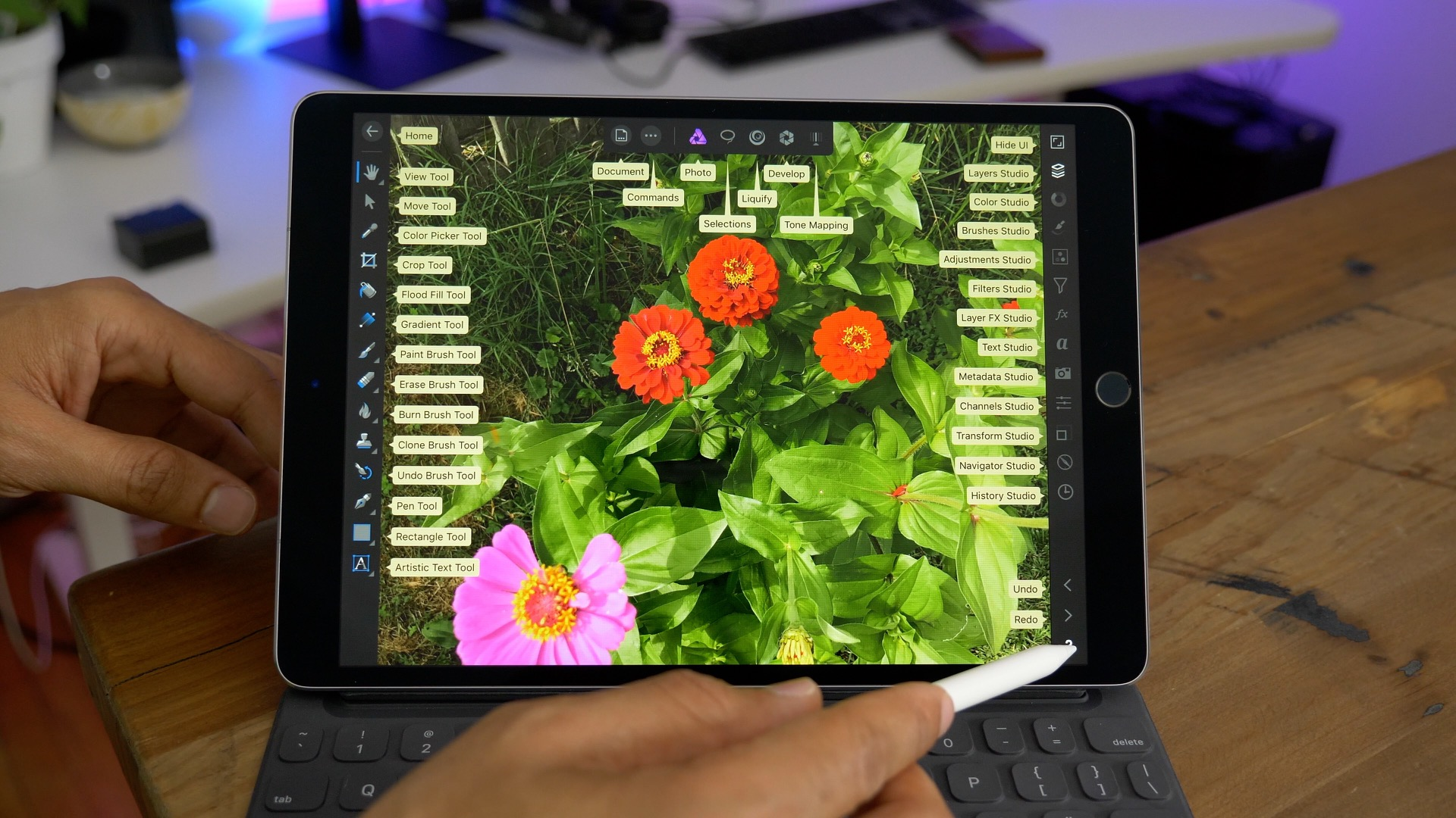 Friday 5: Affinity Photo - a must-have photo editing app for iPad