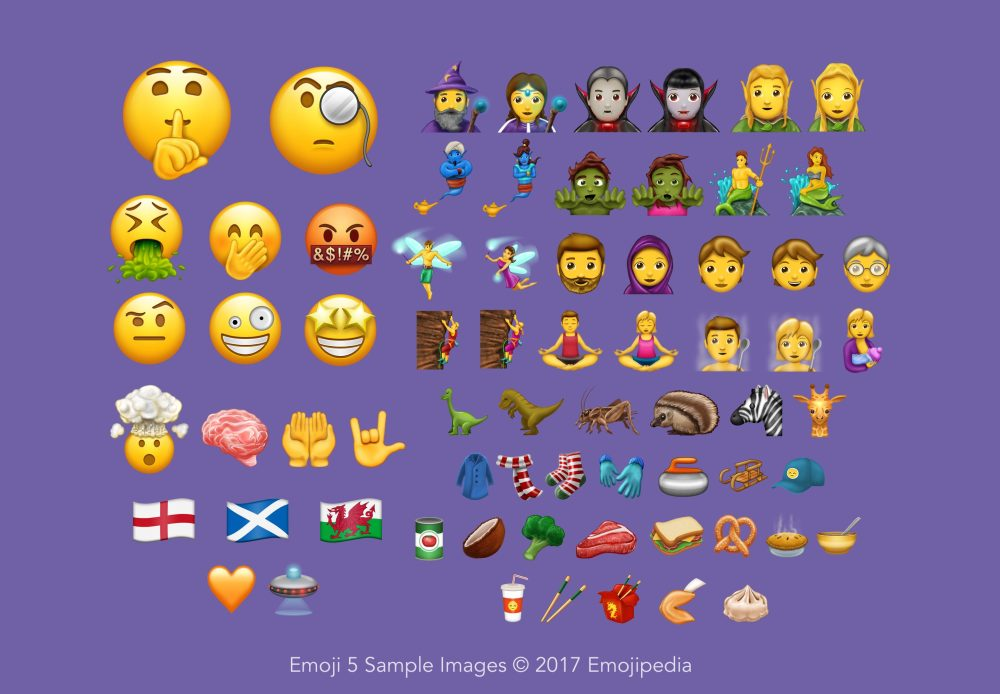 Unicode 10 Officially Released With 56 New Emoji Likely Coming To