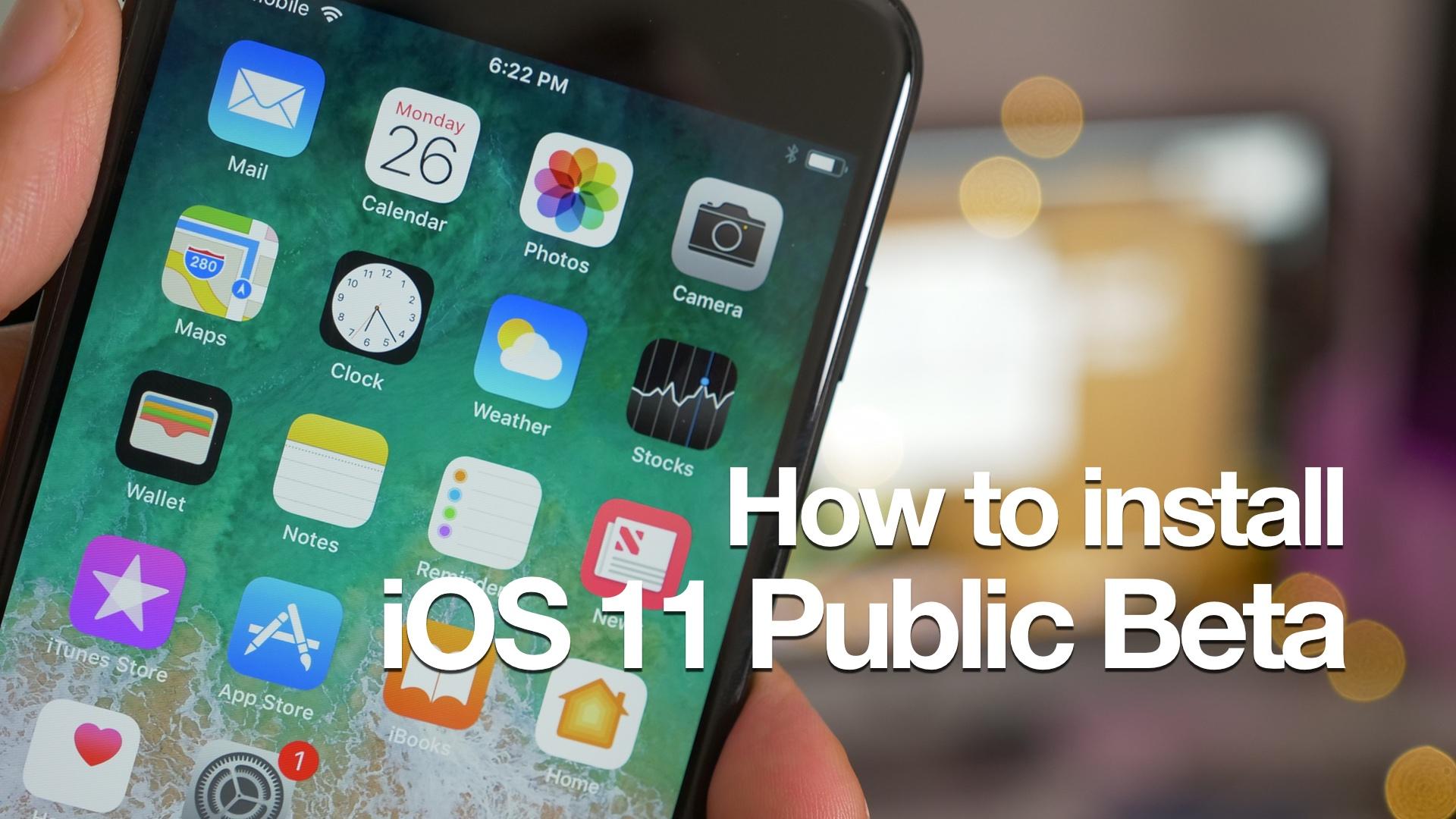 iphone 6s ios 11