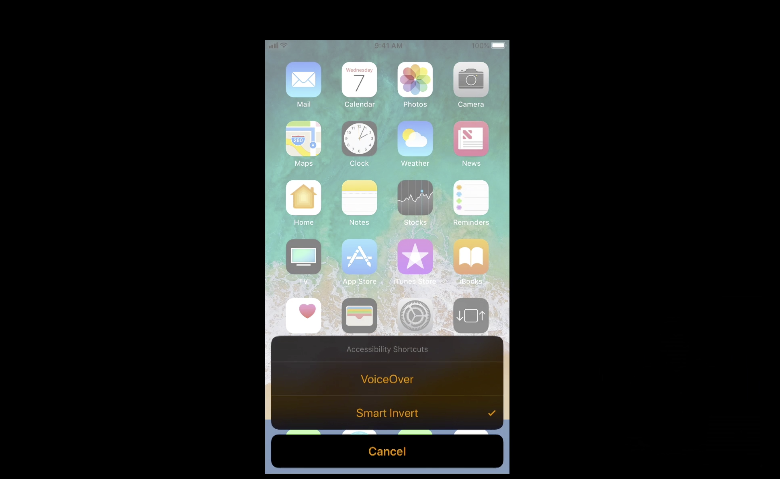IOS 11s New Smart Invert Colors Is The Closest Thing To Dark Mode