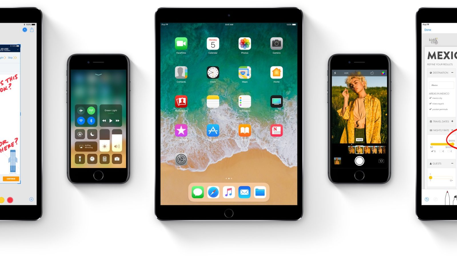 Apple updates Pages, Numbers, and Keynote with new iOS 11 features