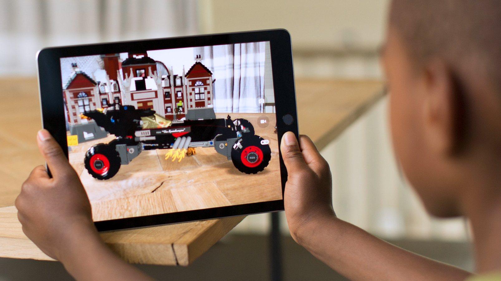 iOS 11 ARKit iPad