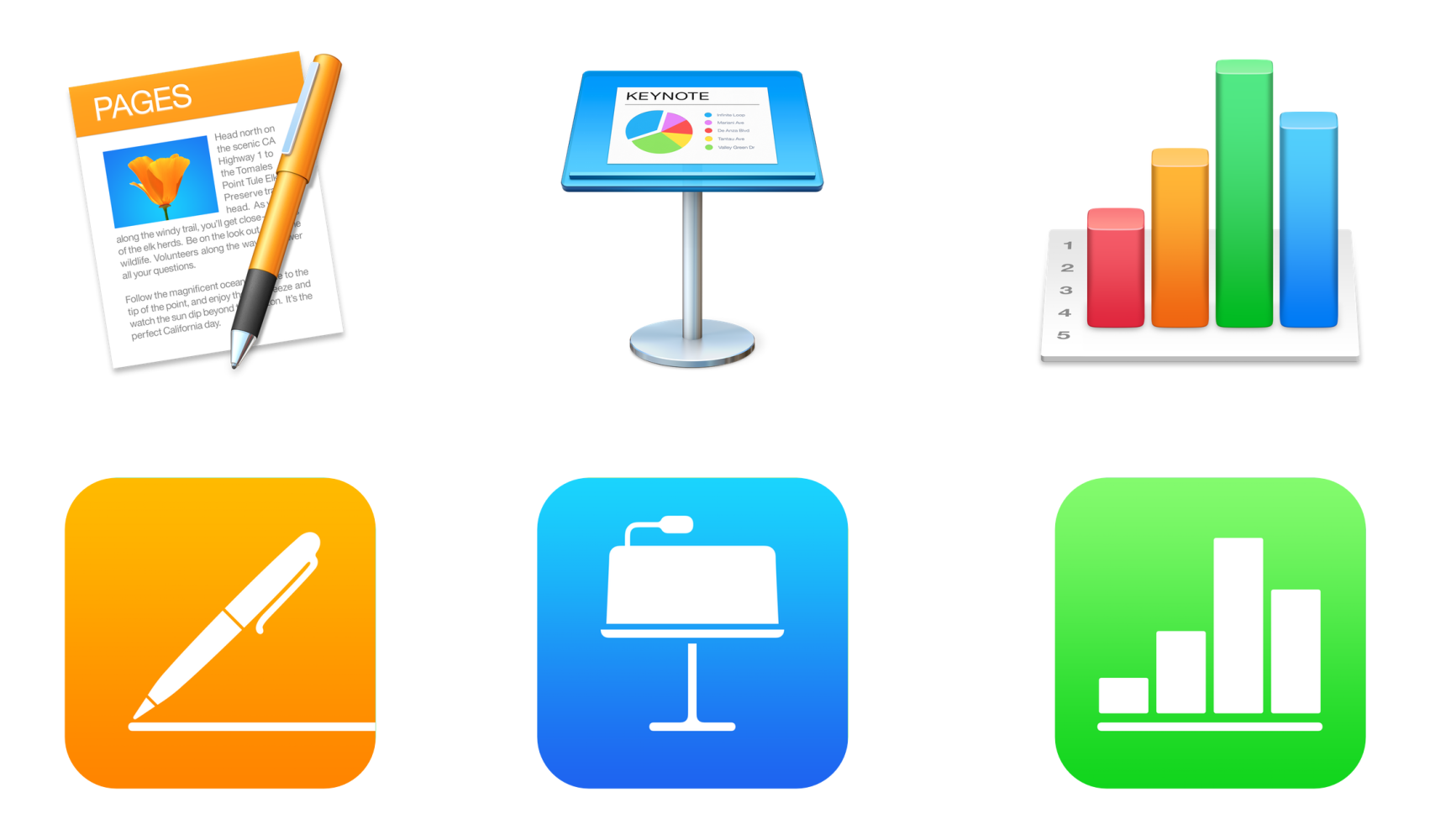photo of Apple updates iWork for Mac with YouTube and Vimeo integration, more image