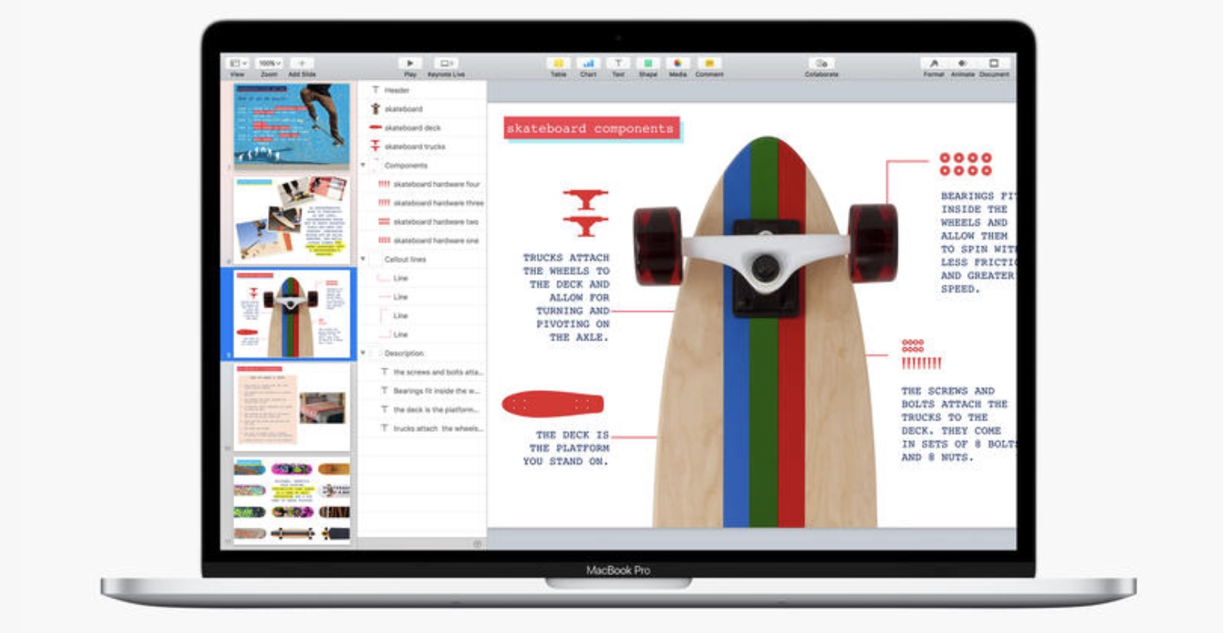 Apple updates iWork apps for Mac with new shape library
