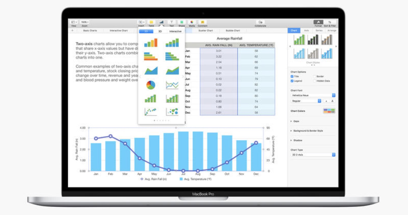 Iwork suite for mac