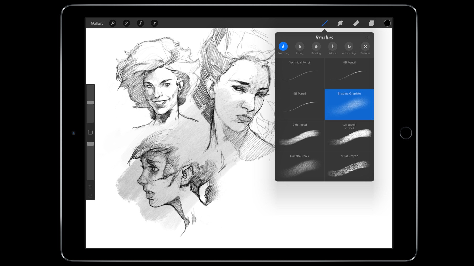best professional drawing app for iphone