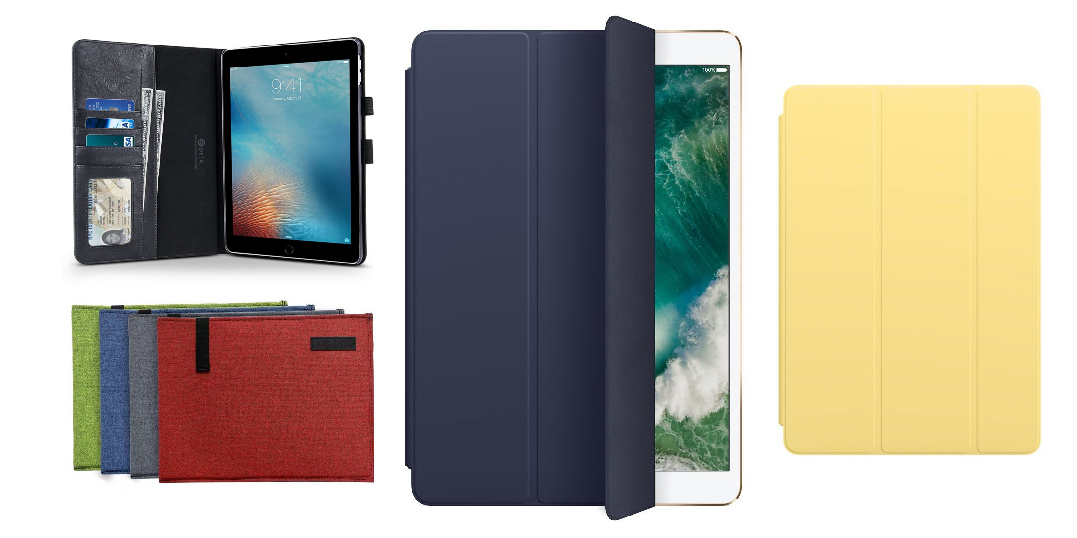 The Best Cases For Apple S New 10 5 Inch Ipad Pro 9to5mac