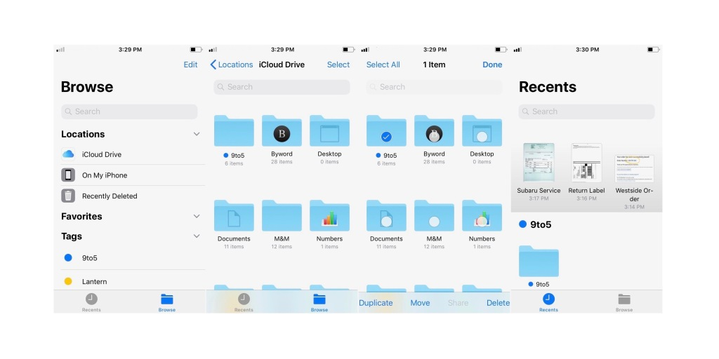 iOS 11: How to use the new Files app - 9to5Mac