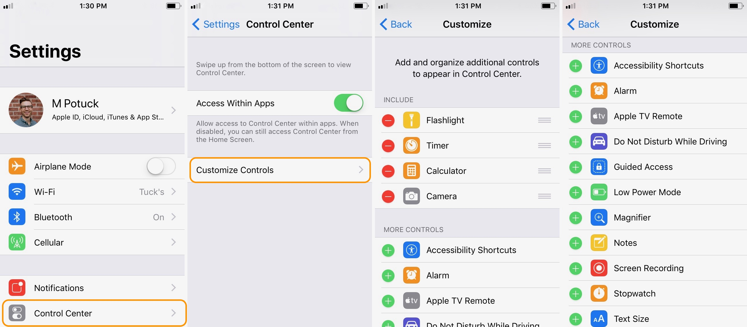 How to change message center number in iphone 5c