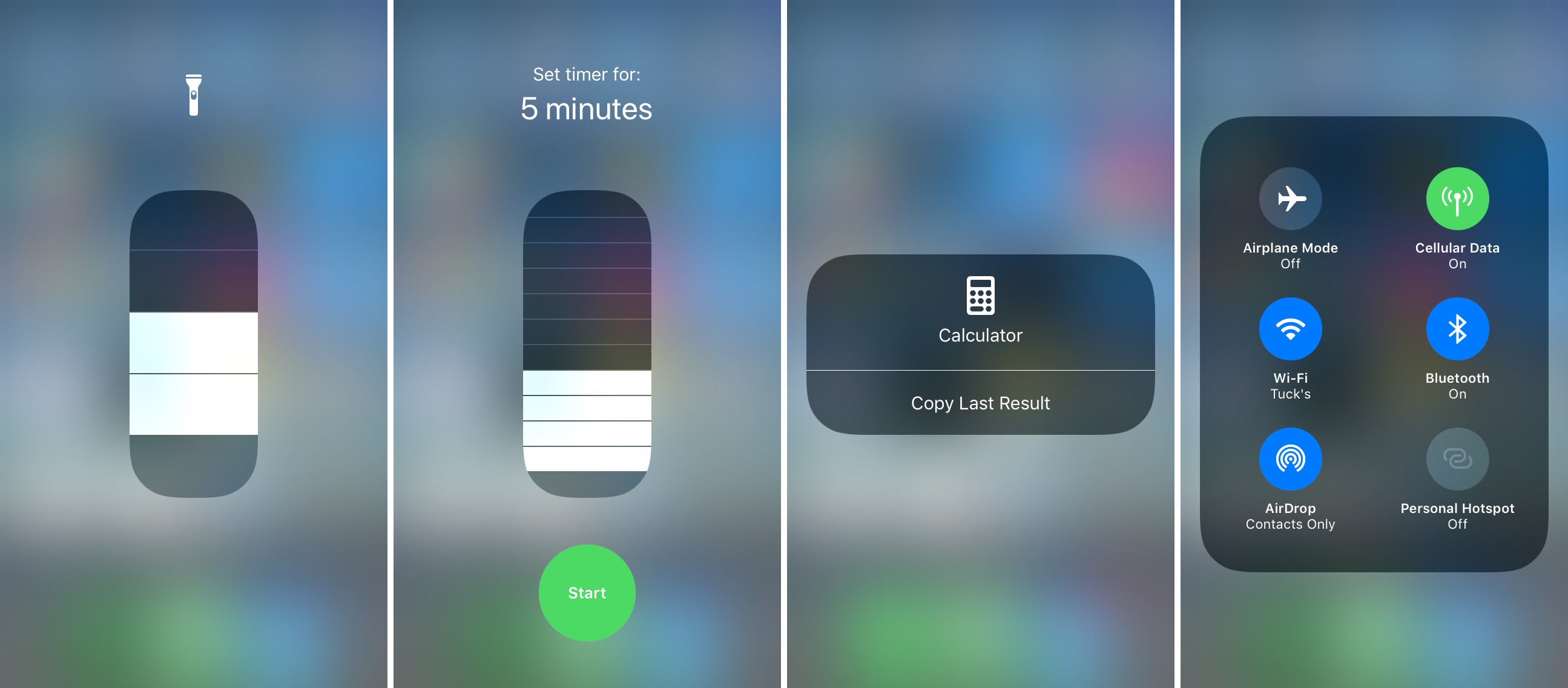 Ios 11 How To Customize Control Center 9to5mac