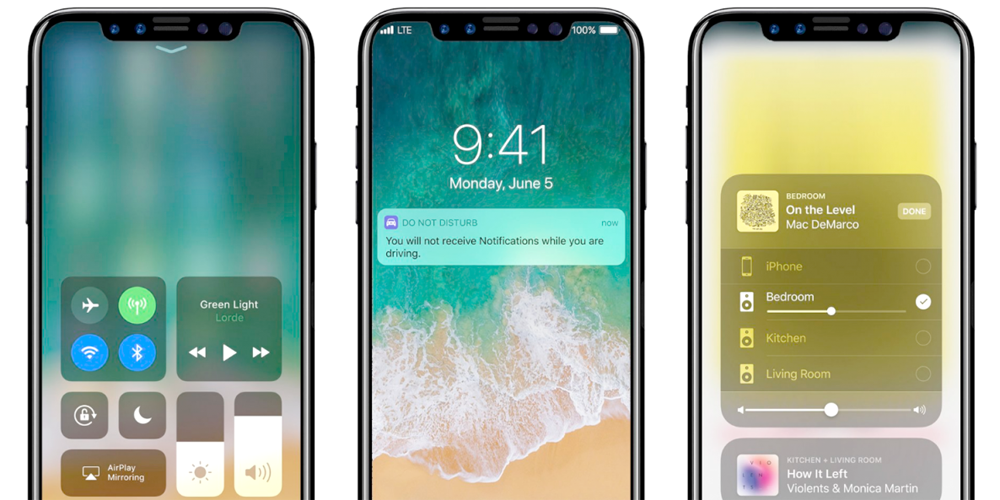 KGI: Breakdown of iPhone 8 3D sensors, all colors to come with black front