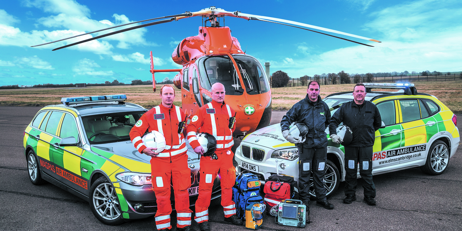 Emergency services: a selection of sites