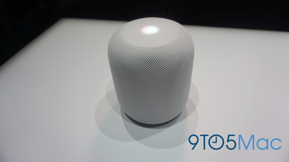 9to5Mac Apple HomePod WWDC 2017