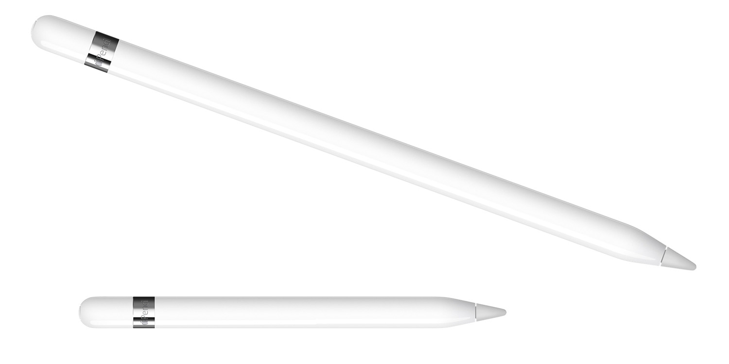 Yet another patent shows Apple Pencil being used with an