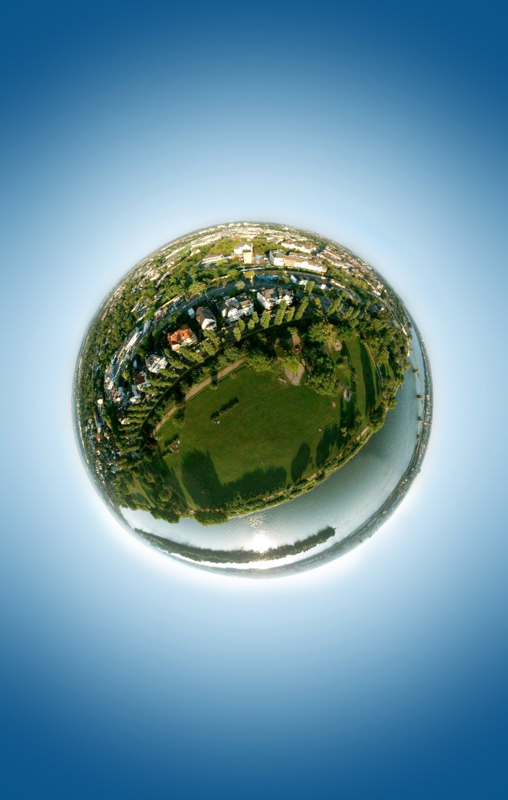 DJI Spark Sphere Mode