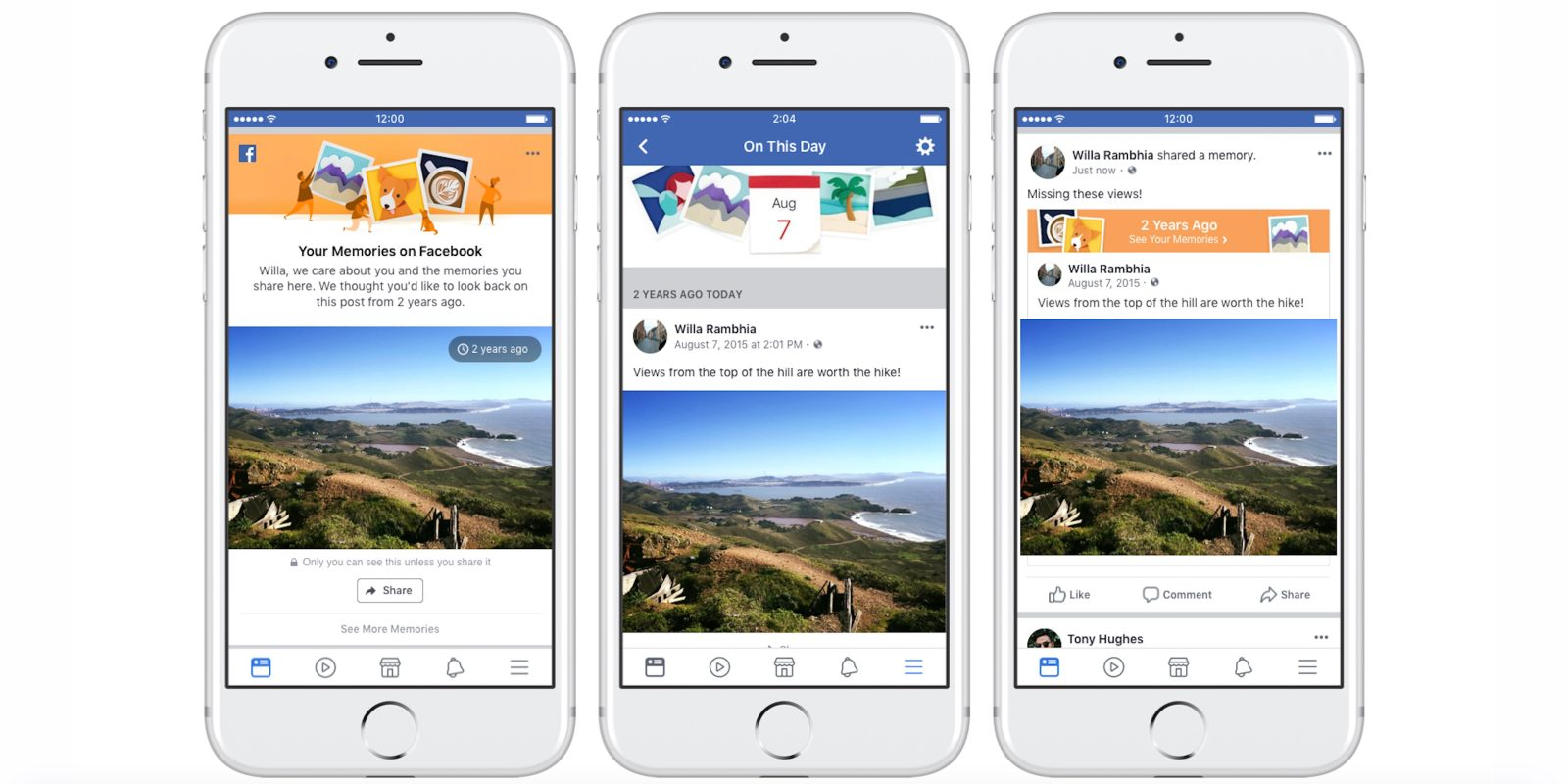 Facebook announces new memory features & 'On This Day' changes