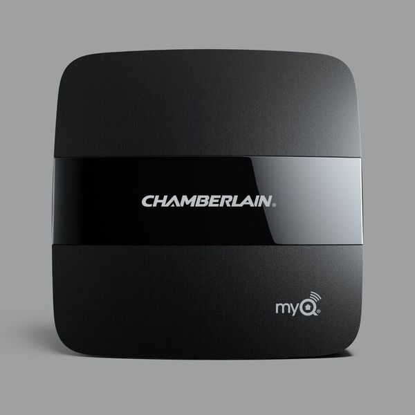 chamberlain home bridge now available adds homekit to myq garage