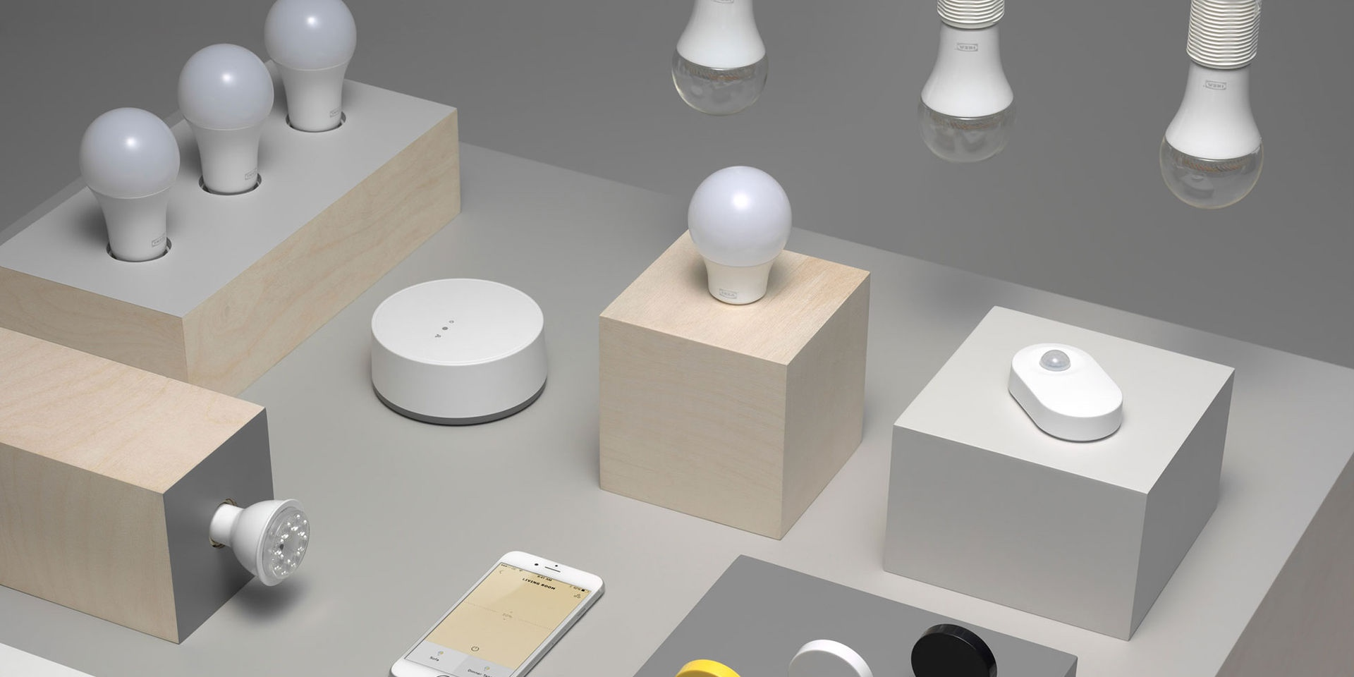 Tradfri Smart Lighting