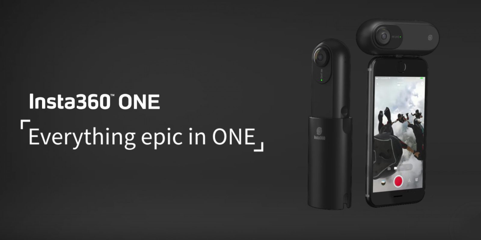Upgraded Insta360 One X panoramic video camera bundle now available as Apple Store exclusive