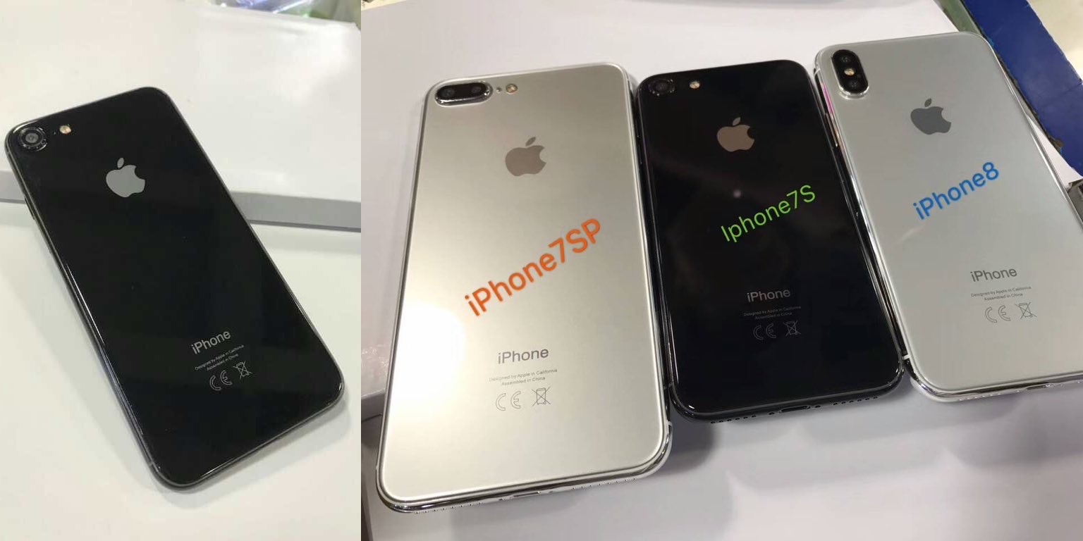 sports shoes 5debb 9b395 Rumor: iPhone 7s may be thicker due to glass back replacing aluminum ...