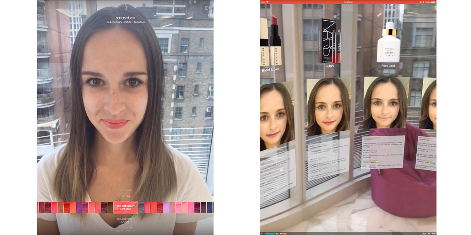 Latest cool ARKit demo shows live preview of lipsticks