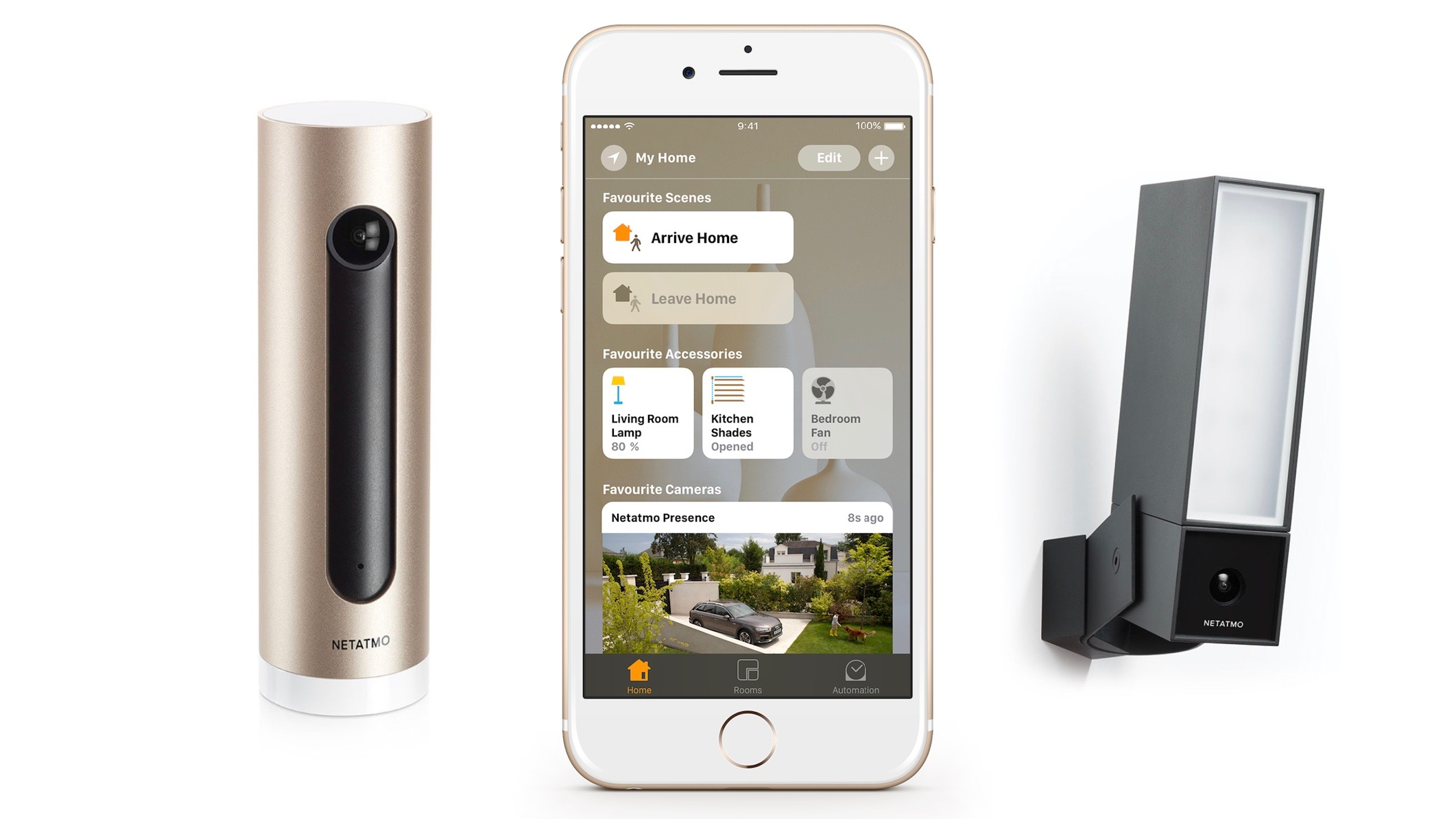 Netatmo Welcome Homekit