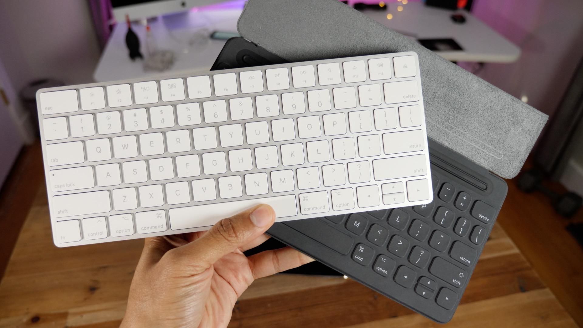 iPad Pro: Smart Keyboard vs Magic Keyboard - which one ...