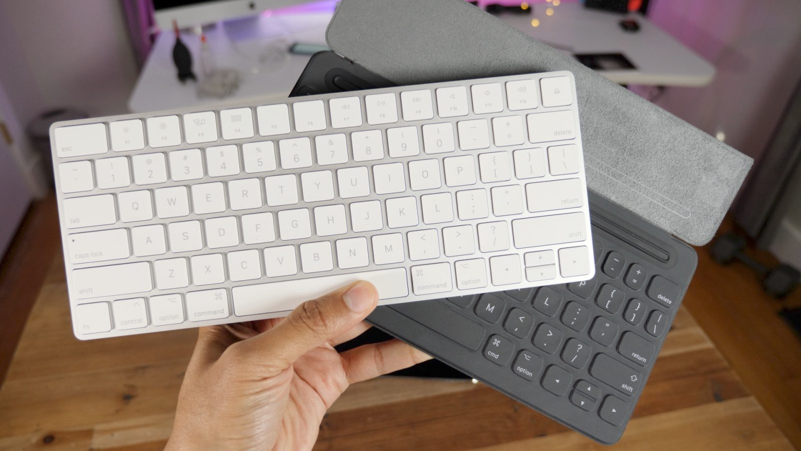 iPad Pro: Smart Keyboard vs Magic Keyboard – which one should you ...