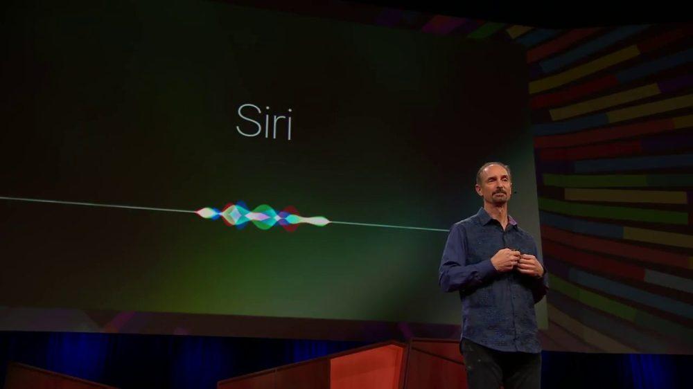 TED Tom Gruber Siri Humanistic AI