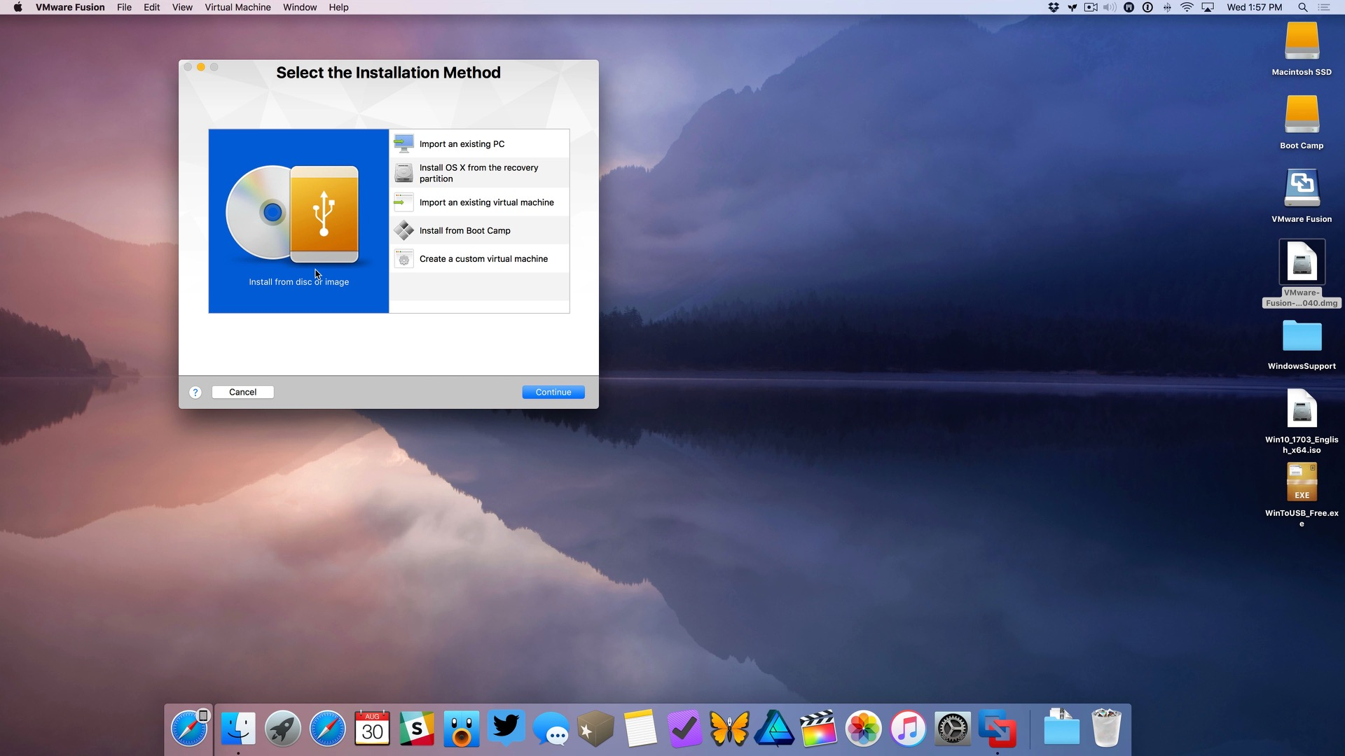 How to install Windows 10 on your Mac using a
