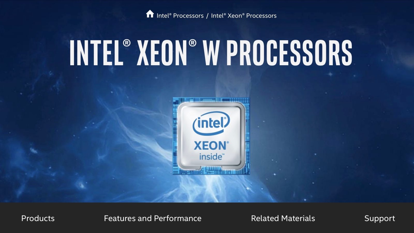 Intel announces new workstation focused Xeon W processors - 9to5Mac