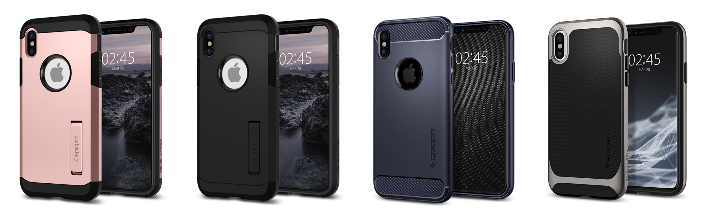 best cheap fd7bc f612a Spigen launches iPhone 8/8 Plus and iPhone X cases available now ...