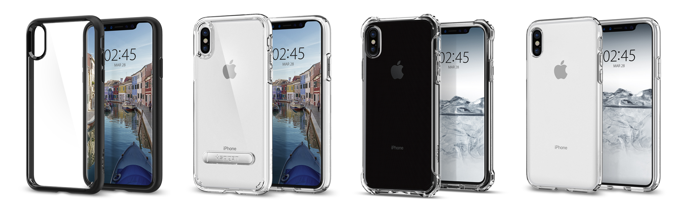 best cheap 9d50b 37f33 Spigen launches iPhone 8/8 Plus and iPhone X cases available now ...