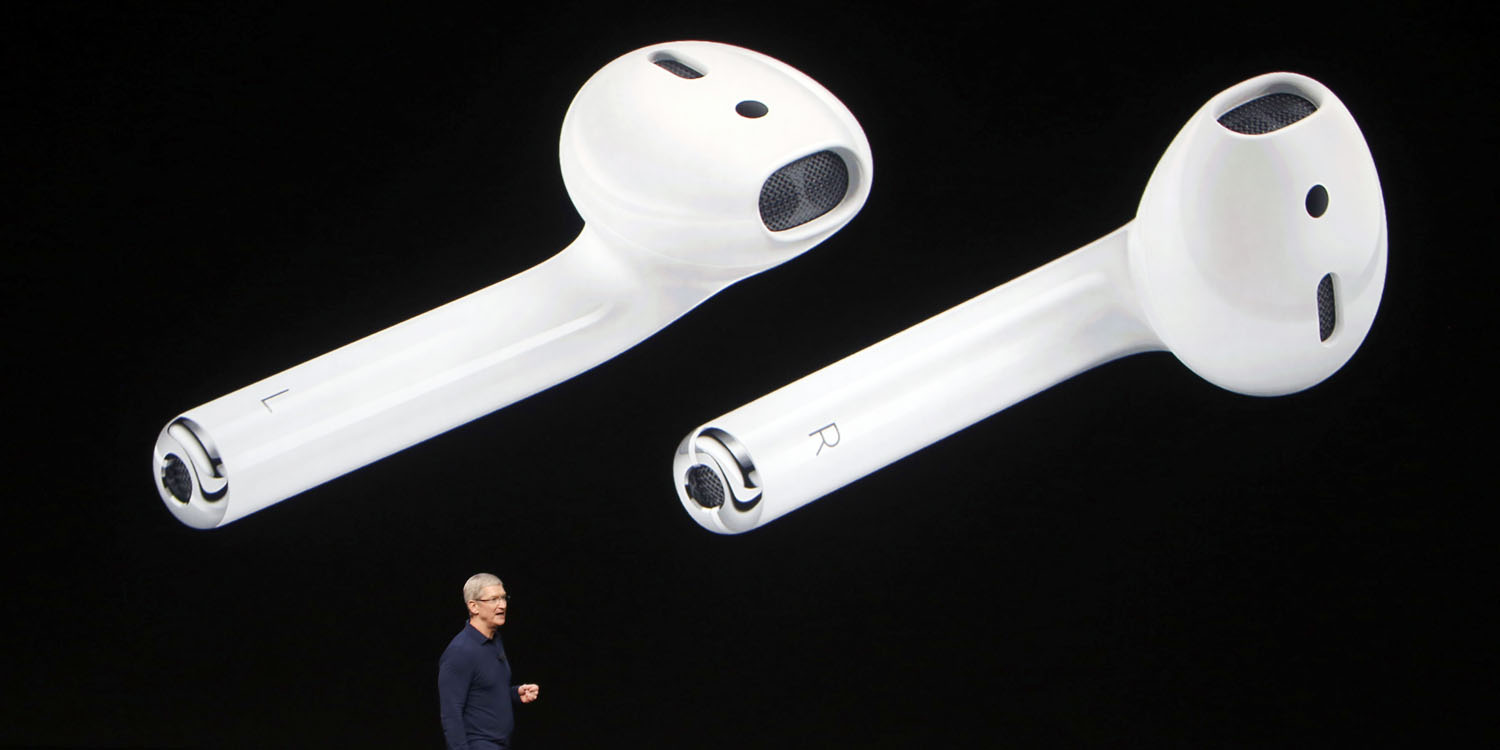 the best attitude a9da4 b5965 Poll: What do you make of wildcard suggestion that AirPods might be ...
