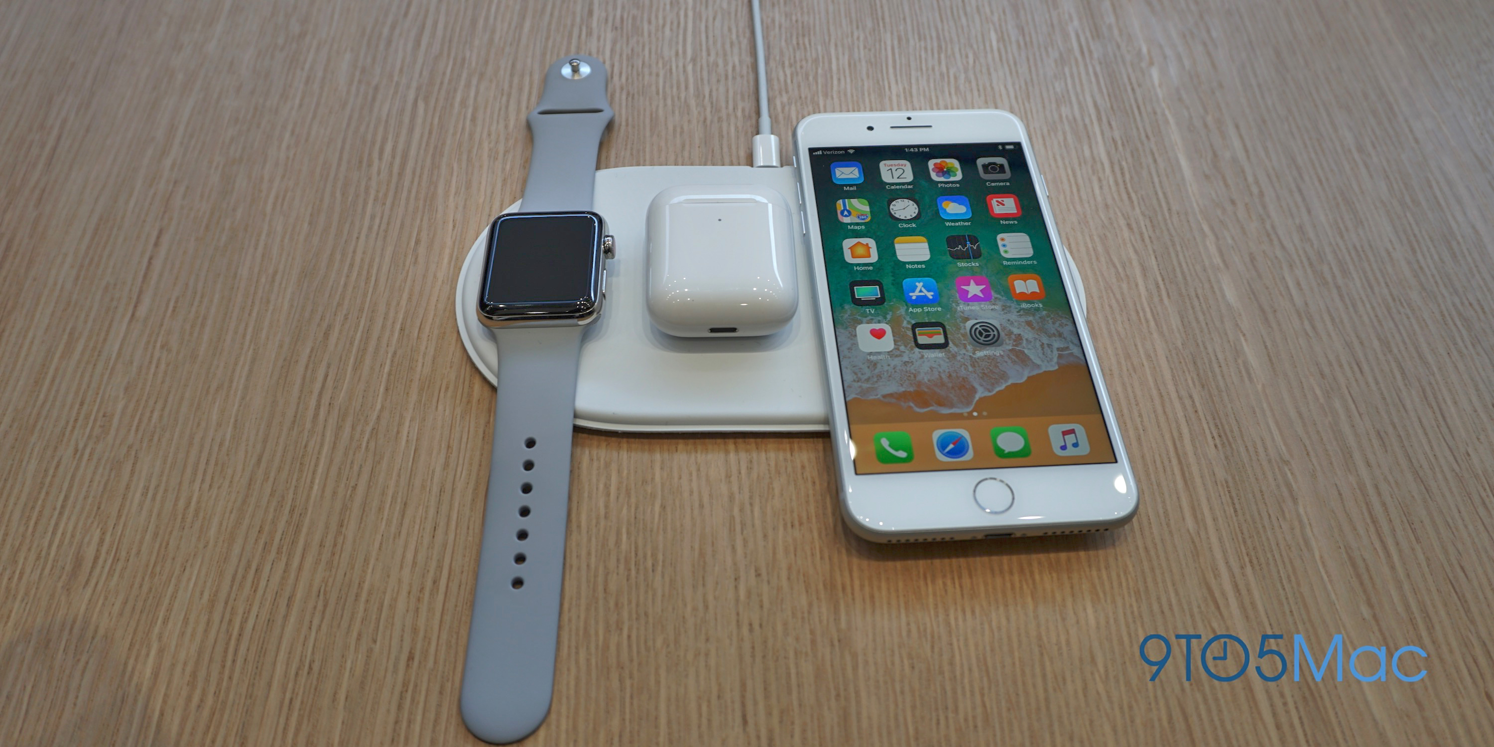Apple Airpods Wireless Case Wire Center Repo Projects F Fsrledseries Images Fsr Light Breadboardjpg Charging Will Be Sold Separately Work With Rh 9to5mac Com Charger