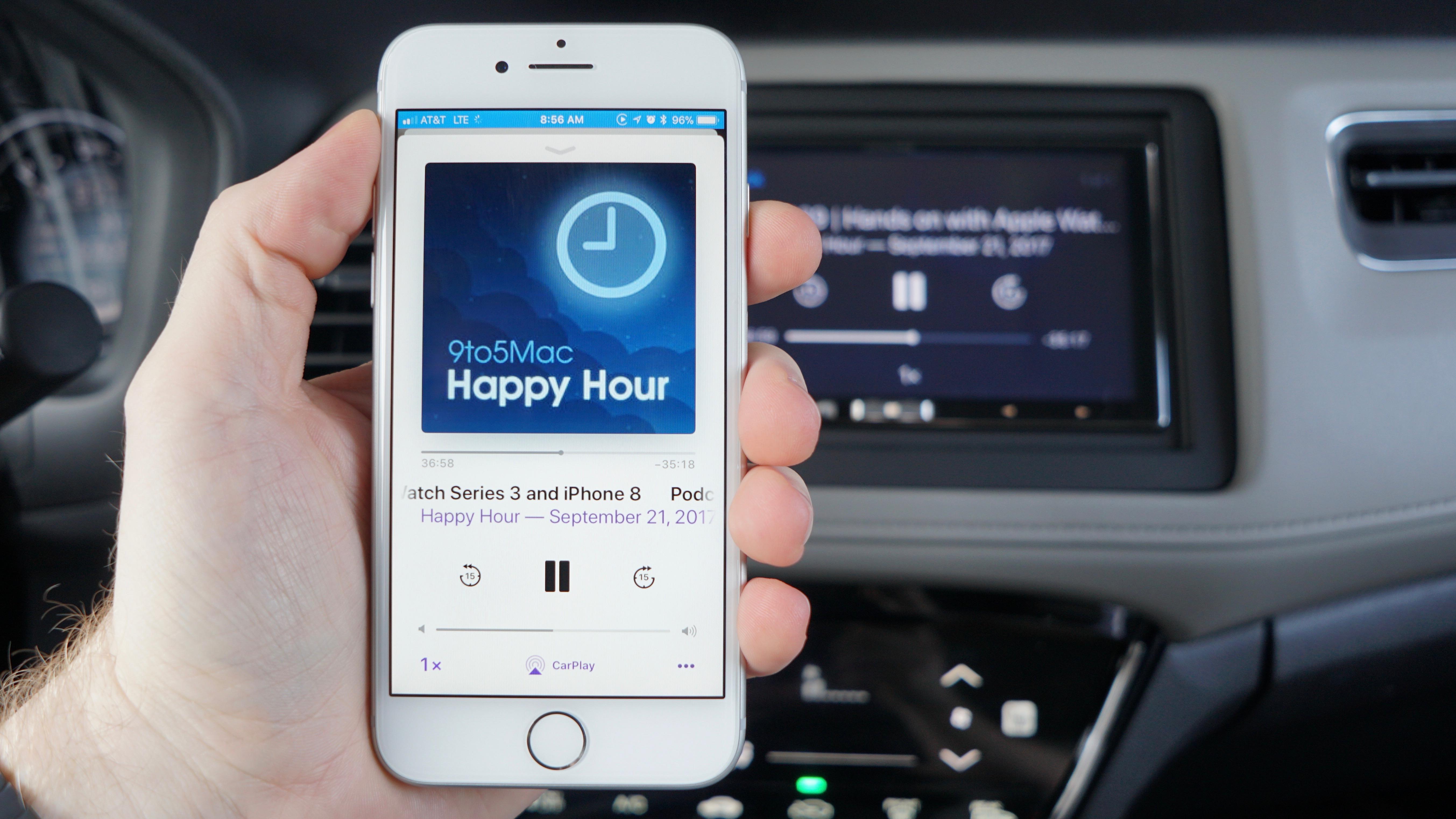 app su carplay